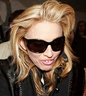 An empty Madonna?