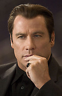 Why not ask John Travolta questions that require some serious thinking?