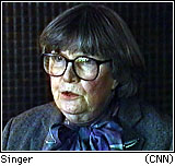 Margaret Singer, top cult expert, was critical of Falun Gong