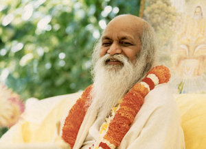 Maharishi's multi-billion dollar smile