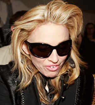 Is Madonna a good role model?