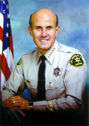 Sheriff Baca, Scientology's new special friend?
