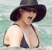 Britney the 'cult' hopper?
