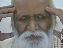 89-year-old Maharishi