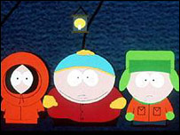 South Park has its own 'cult following'