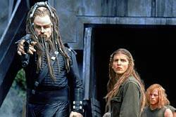 Travolta in 'Battlefield Earth'