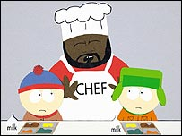 Chef the child molester?