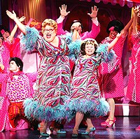 'Edna' sings in 'Hairspray'