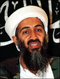 Osama bin 'brainwasher'?
