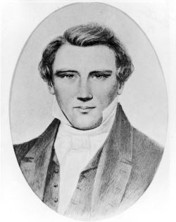 Joseph Smith's claims the basis for Mormonism