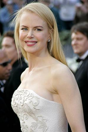 Nicole Kidman without Cruise control
