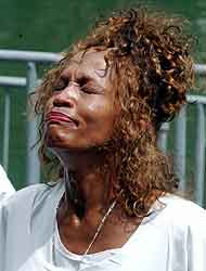 Whitney Houston in Israel 2003