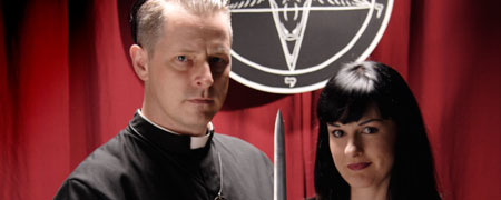 Bryan Moore, 'Church of Satan'