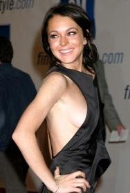 Lindsay Lohan targeted?