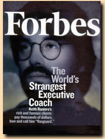 Forbes said Raniere 'strangest'