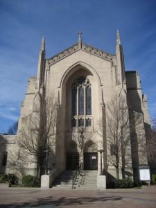Marsh Chapel